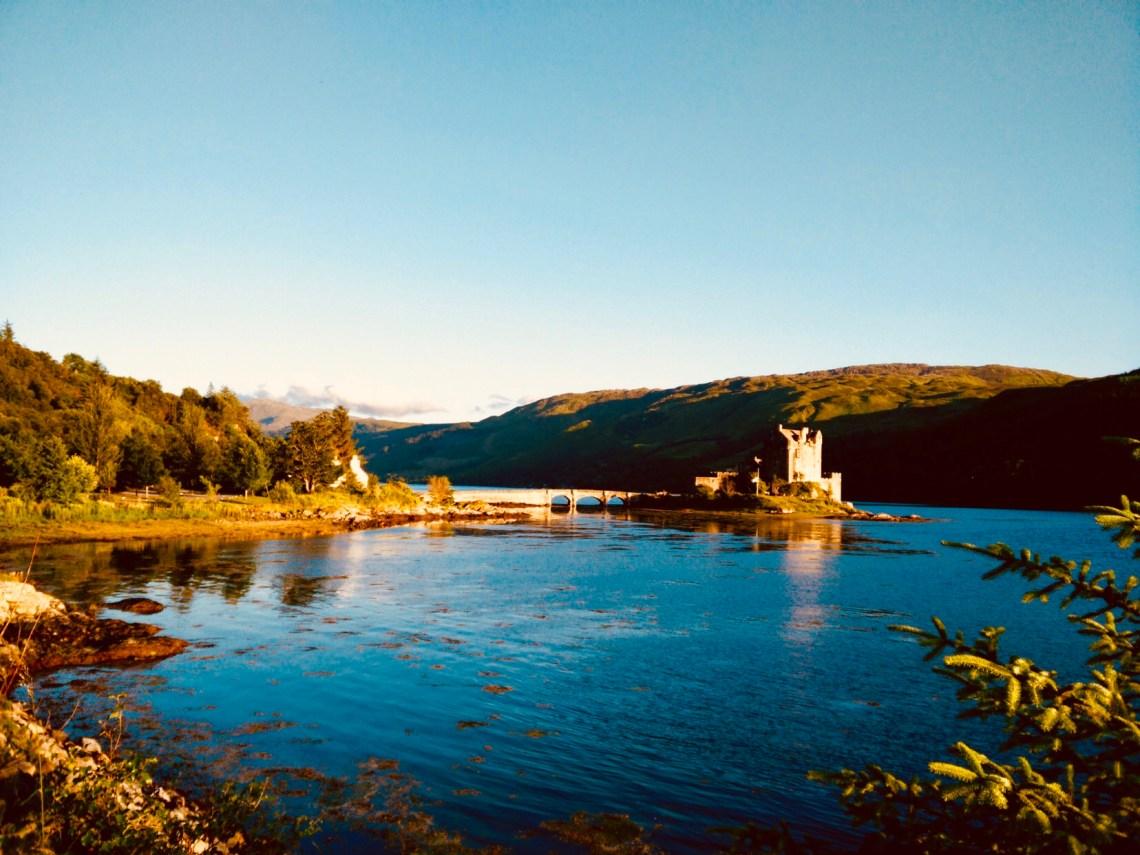 Beautiful Eilean Donan Castle.