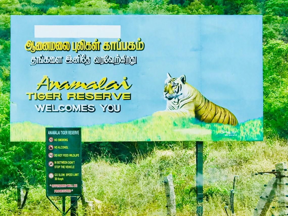 Anamalai Tiger Reserve