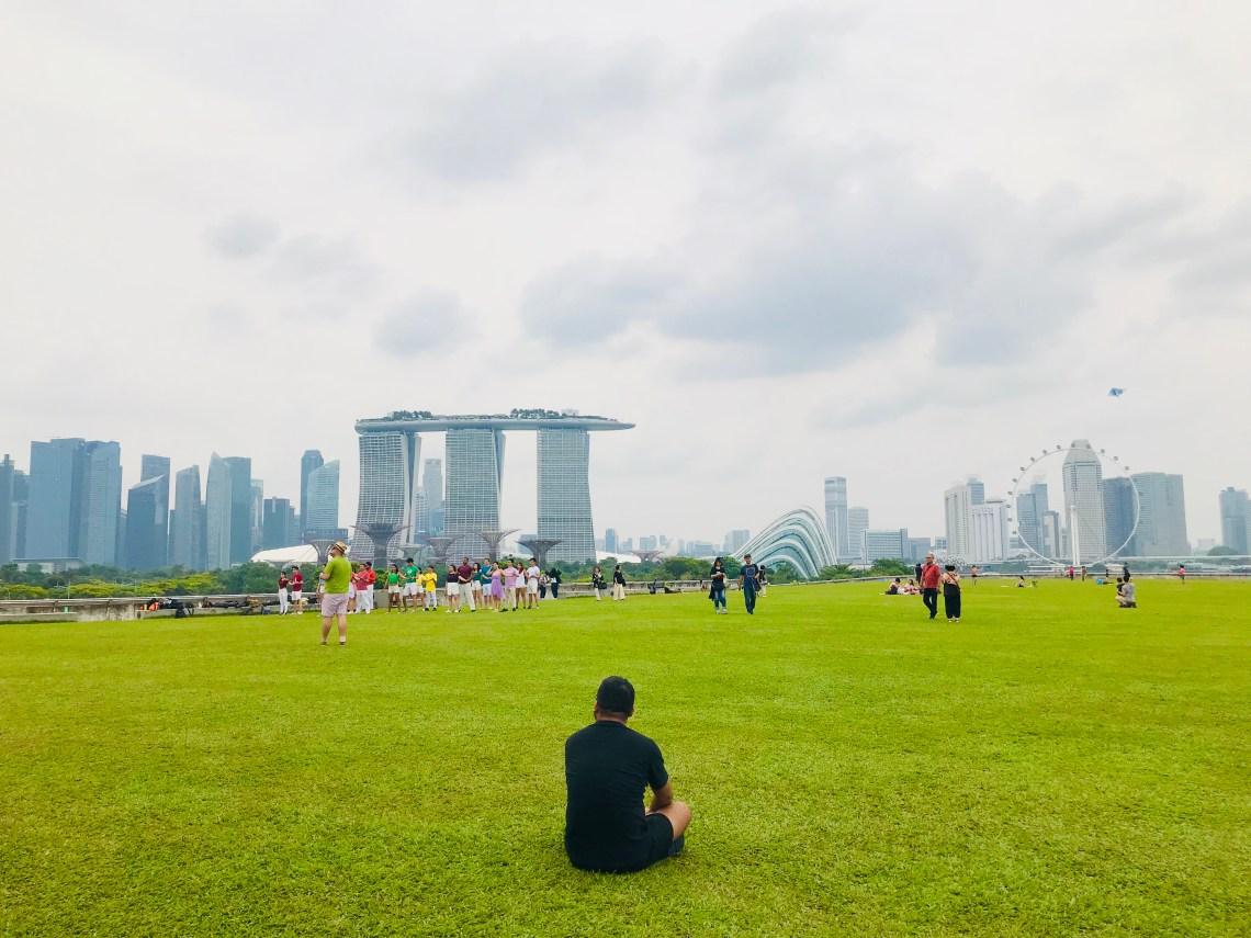 Marina Barrage Singapore pic 4