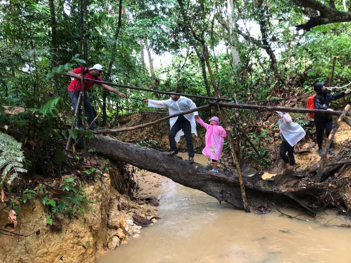 Gunung Panti Hike 7