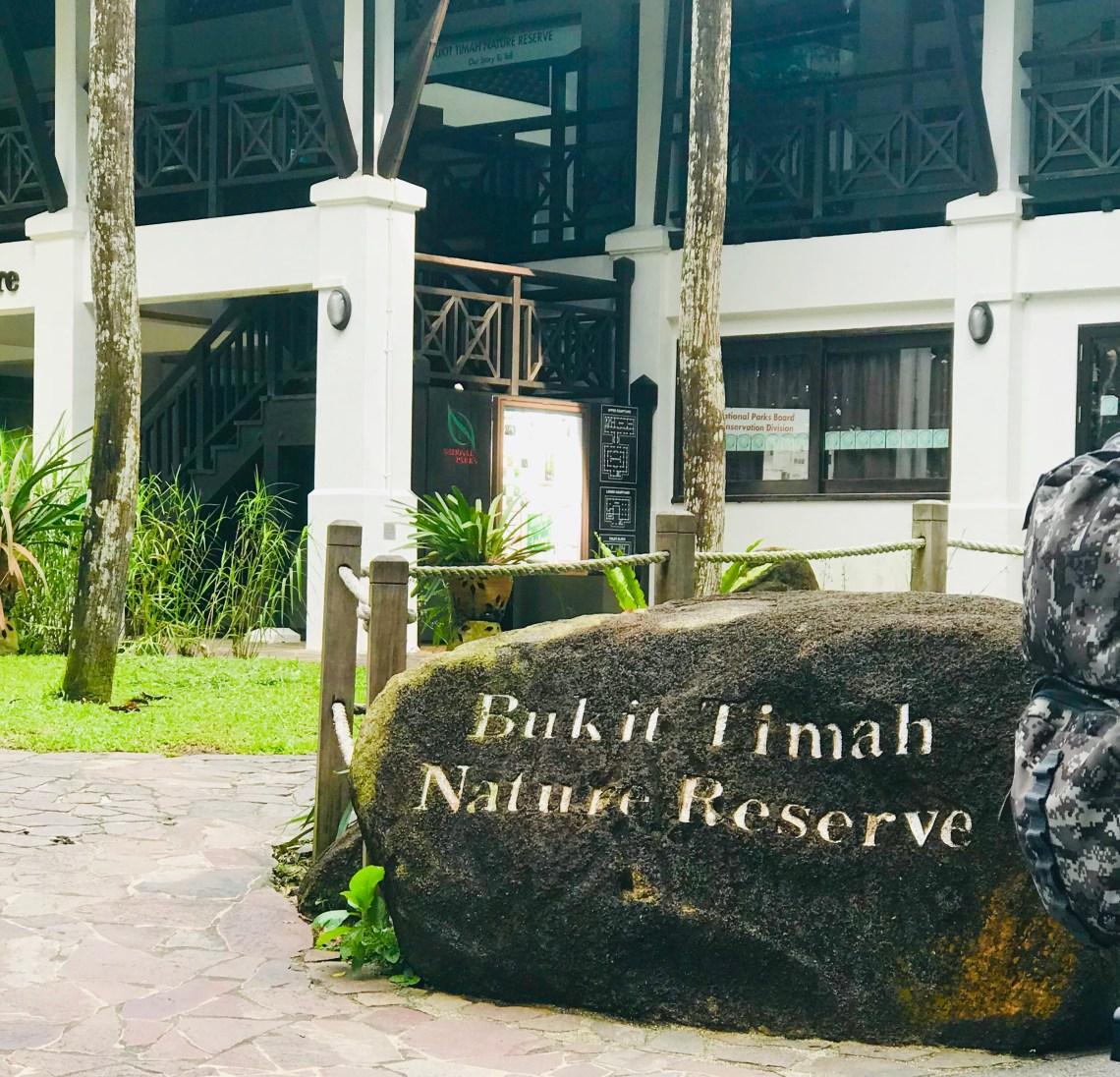 Bukit Timha Trail 2