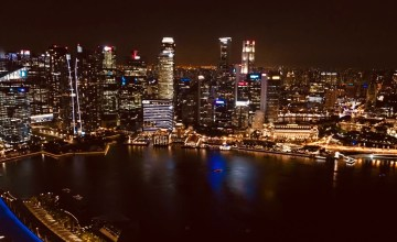 Which is the best place to stay in this wonderful city Singapore.