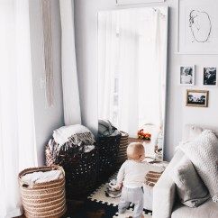 Storage Solutions For Toys In Living Room Pictures Of Design Rooms Create A Baby Play Area That Blends With Your Meg Much To My Dismay Our Is James We Live 2 Bedroom Condo Which I Love Btw But Space Limited