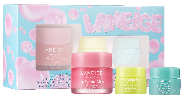 Laneige lip sleeping mask set