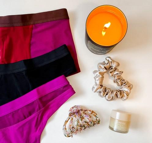 Parade underwear flatlay