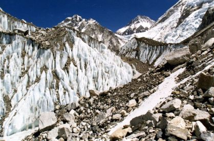 Headed for Everest Base Camp