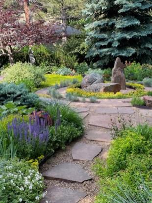 Bonnie's beautifully designed garden