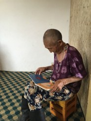 Grandma liked the books