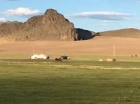 Gers near campsite