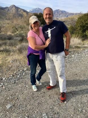 Gwen and Robert