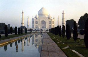The Taj Maha, Agra