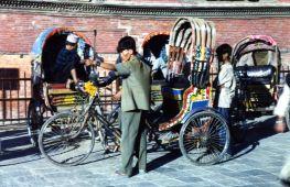 Transportation in Kathmandu
