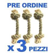 FLOSSO PRE-ORDINE 3 PEZZI