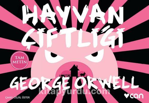 George Orwell Hayvan Çiftliği Kısa Özet