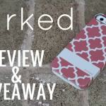 Mrked iPhone Case Review & Giveaway