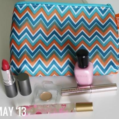May 2013 Glossybox & Ipsy