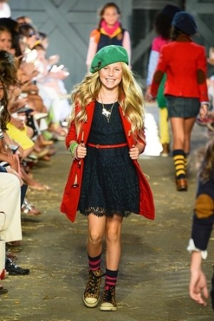 New Ralph Lauren Fall 2013 Girls Collection!
