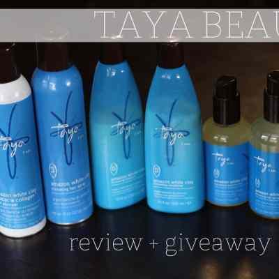 Taya Beauty Review