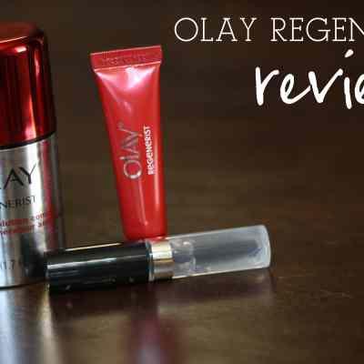 Olay Regenerist Review