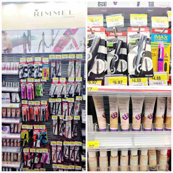 rimmel collage