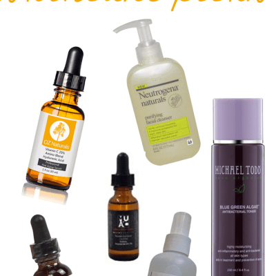 Pregnancy Safe Skincare Picks. All-natural, moisturizing, and brightening.