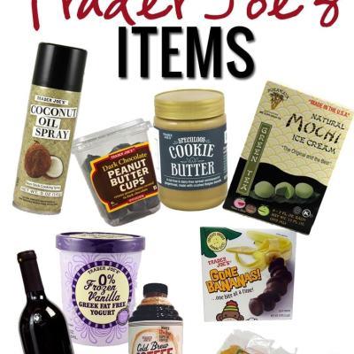 Favorite Trader Joe's Items