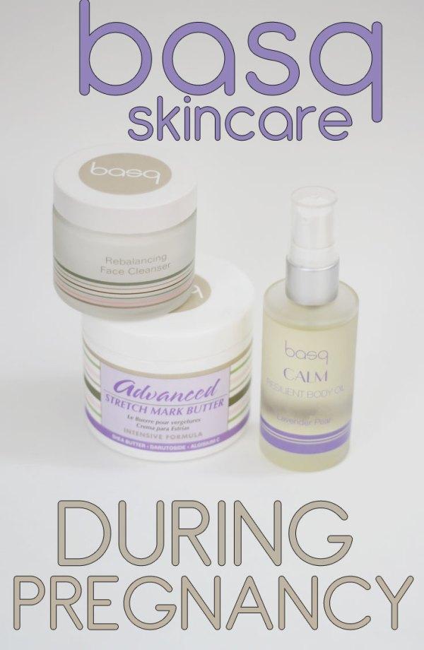 Basq Skincare During Pregnancy