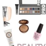 July 2014 Beauty Favorites