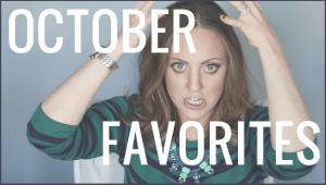 October 2014 Favorites