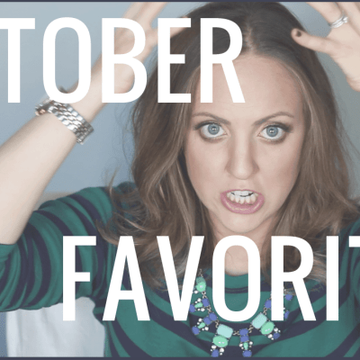 October 2014 Favorites