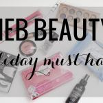 HEB Beauty Holiday Must Haves