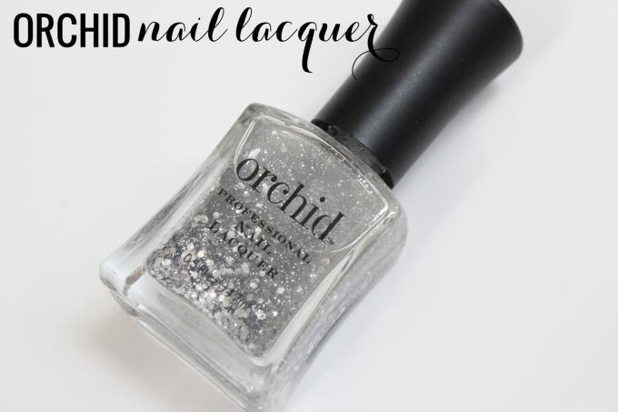 Orchid Nail Lacquer