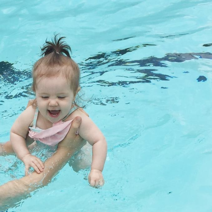 Caroline Swimming