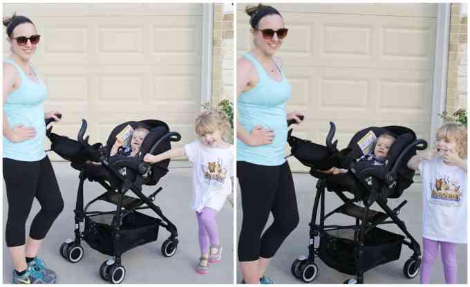 Baby Gear Spotlight - Maxi Cosi Maxi Taxi Review by lifestyle blogger Meg O. on the Go