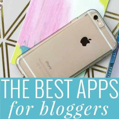 Best Apps for Bloggers