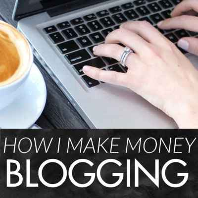 How I Make Money Blogging + Free Income and Stats Tracker!