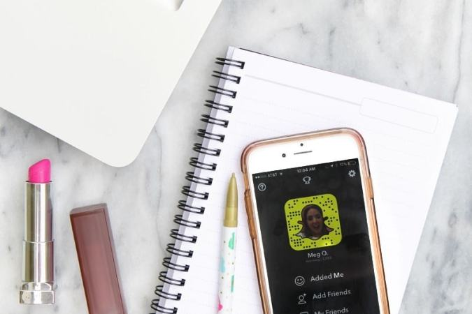Why I'm Loving Snapchat as an Extension of My Blog