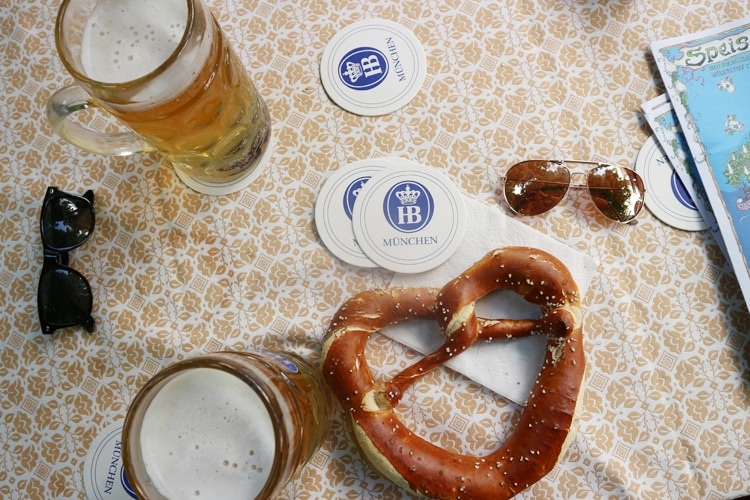 Hofbrauhaus - Munich, Germany