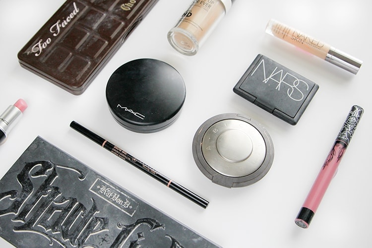 High end makeup products worth the splurge