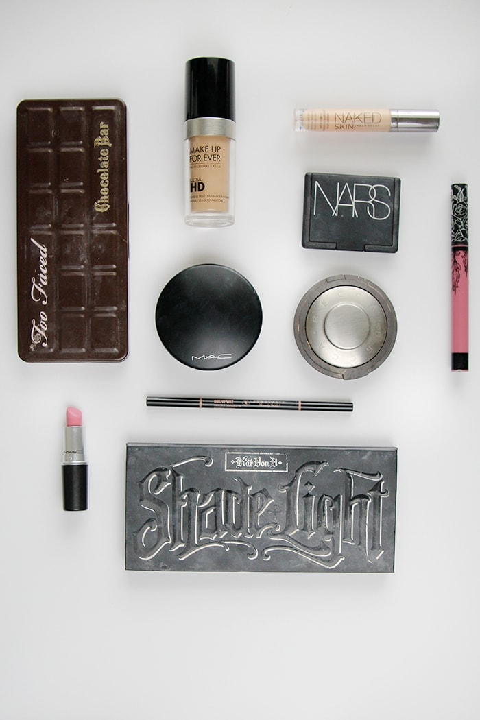 10 High End Makeup Products Worth the Splurge by beauty blogger Meg O. on The Go