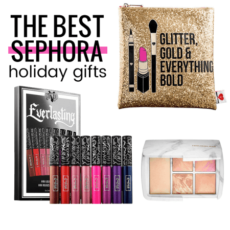 On the Wish List: Sephora Holiday Gifts