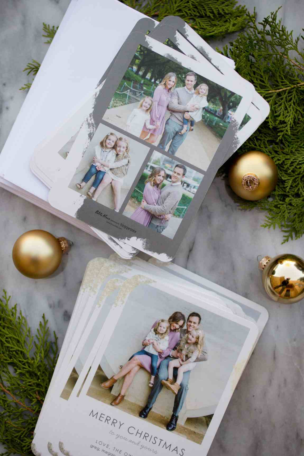 Tiny Prints Christmas and holiday cards are so gorgeous!