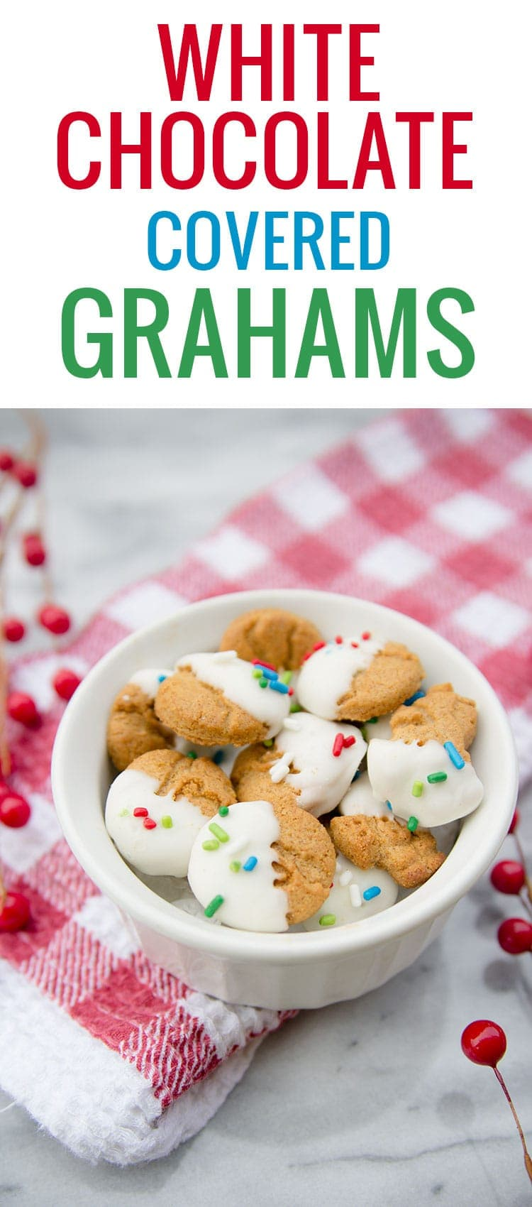 white chocolate covered grahams