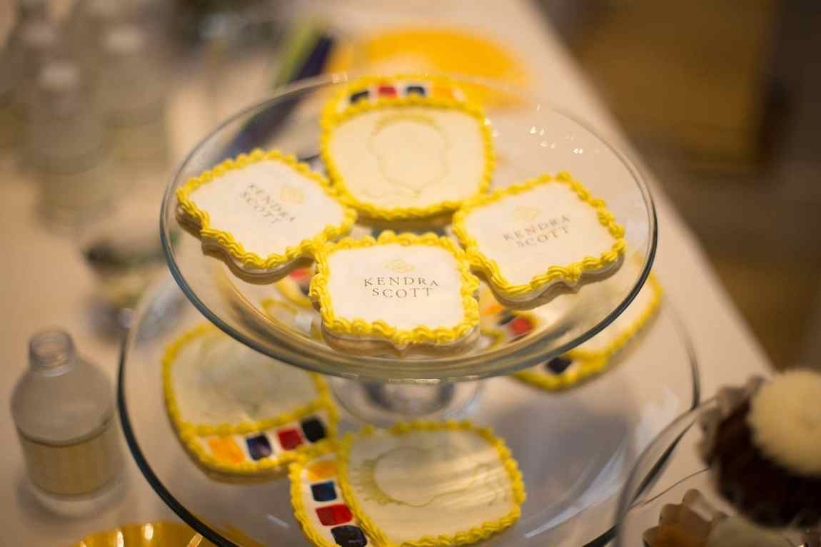 Kendra Scott cookies
