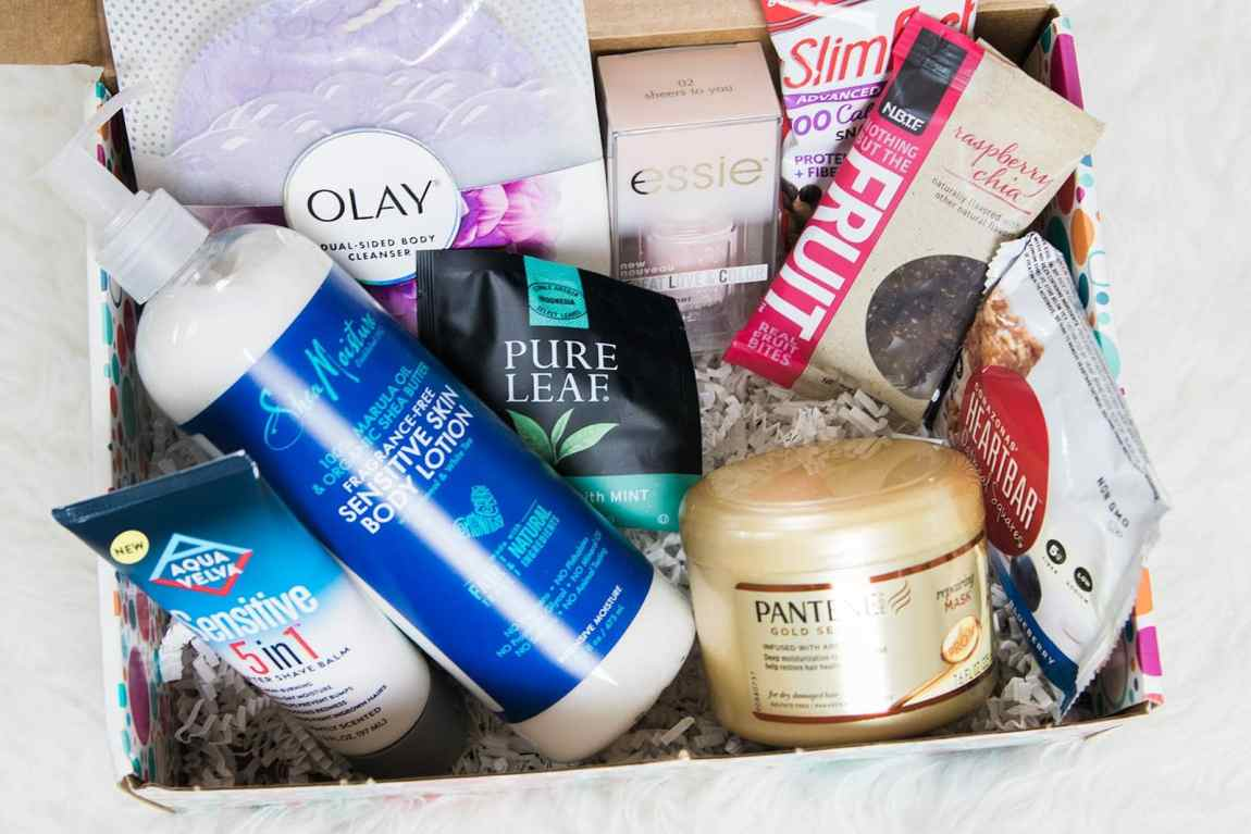 PINCHme free sample box!