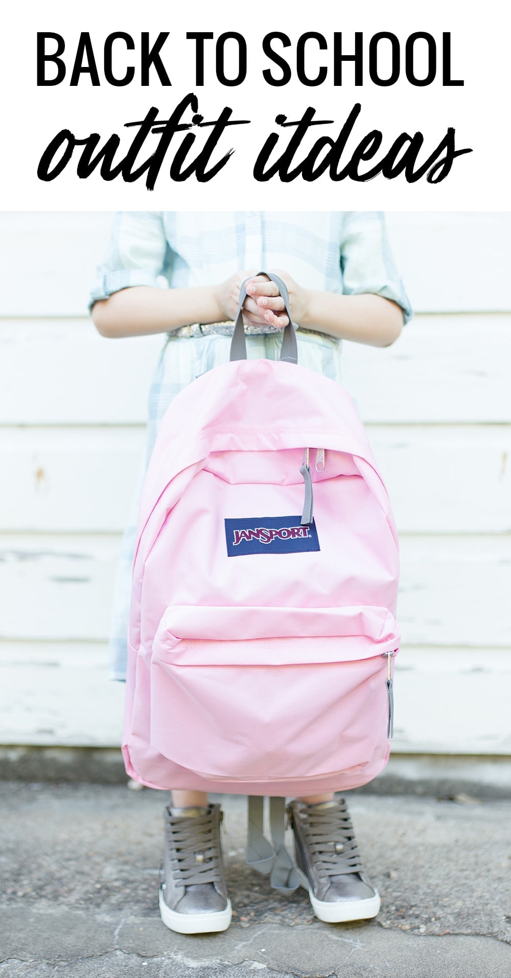 fun, stylish, and affordable back to school outfit ideas for kids!