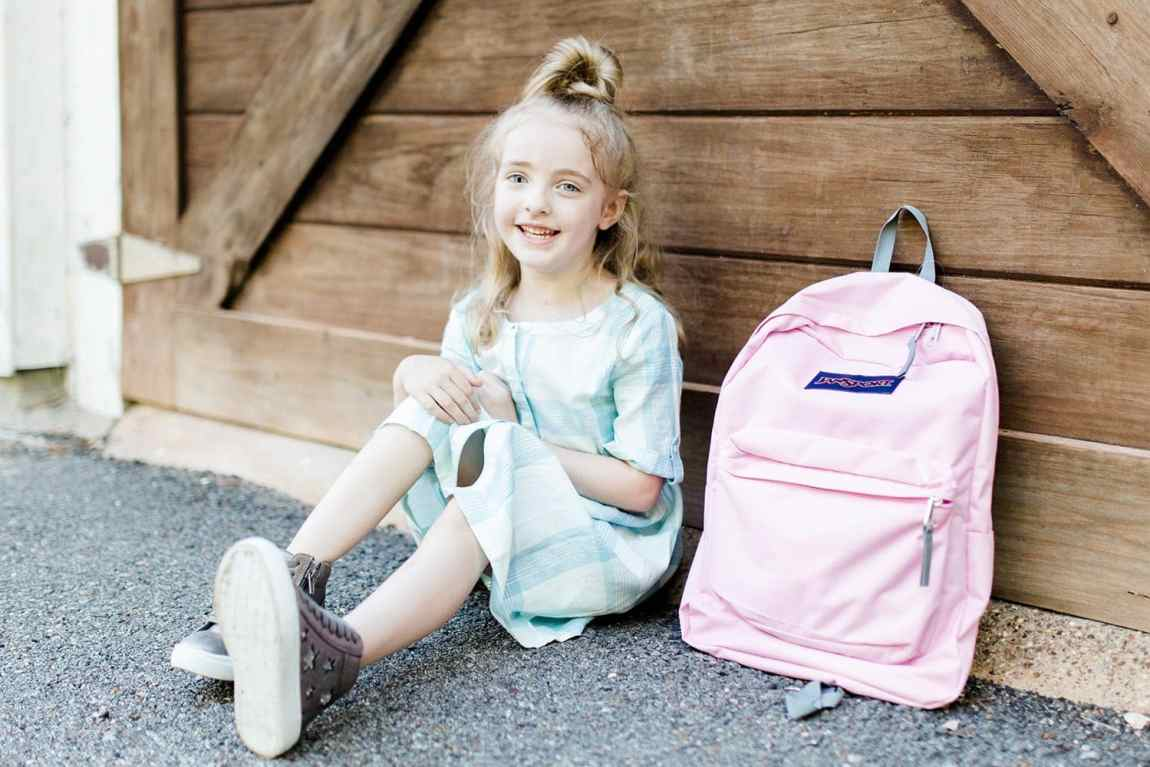 back to school outfit ideas with Houston lifestyle blogger, Meg O. on the Go