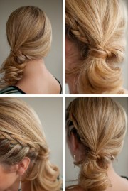 popular ponytail hair styles