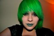 bright-green-hair megapics