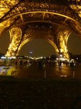 The Eiffel Tower at Night 3